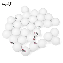 REGAIL 30pcs Table Tennis Balls 3 star 40mm Practice Ping Pong Balls suitable for Sports Entertainment/Professional Macth