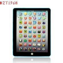 DZT6 Best Seller drop ship PC Russian Computer Learning Education Machine Tablet Toy Gift For Kids S20(China)