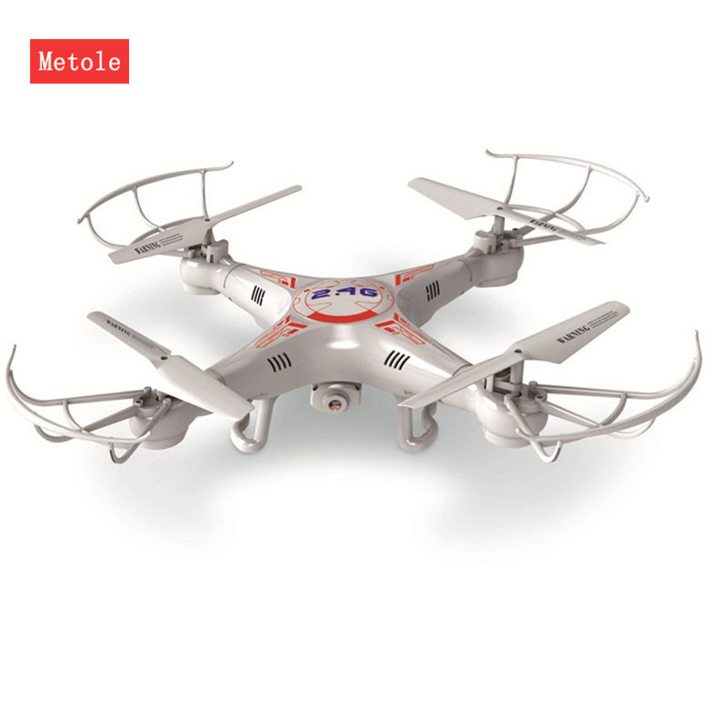 RC Drone Helicopter X5C 0.3M Camera 360-Eversion 2.4G Remote Control 4 CH 6 Axis Gyro Quadcopter Outdoor Flying Toys