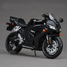 Freeshipping Maisto HONDA CBR 1000RR 1:12 Motorcycles Diecast Metal Sport Bike Model Toy New in Box For Kids