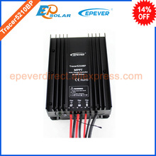 Tracer5210BP 2017 New product EPEVER 20A 20amp solar panel controller 12v 24v auto work waterproof IP67 free shipping
