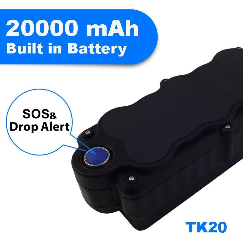 TK20 SOS