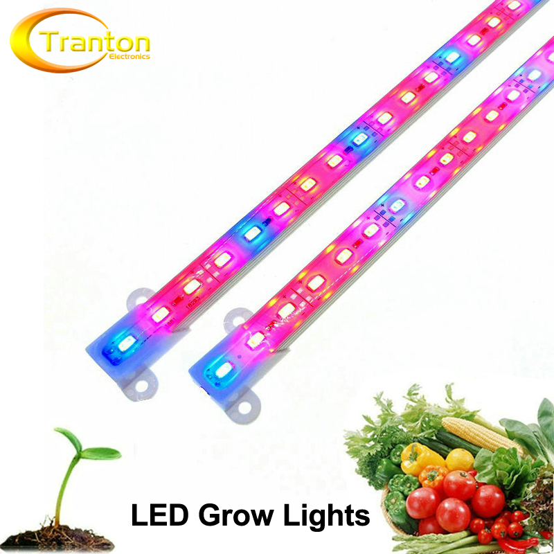 LED Grow Light DC12V IP68 Waterproof Hight Brightness 5630 LED Bar Light for Aquarium Greenhouse Plant Growing 5pcs/lot<br><br>Aliexpress
