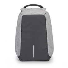 Packback Fashion Men Soft PU Leather Casual Laptop Backpack Europe Anti Theft Waterproof Weekender Travel Bag computer bag