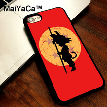 MaiYaCa Dragon Ball Wukong Unique cover soft TPU Rubber Skin Mobile Phone case For iPhone 5s SE 5 funda Coque Back Shell(China)