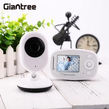 Giantree Digital Video Baby Monitor Baby Monitor Wireless 2 Ways Audio Talk & Night Vision Security Mini Camera Talk Video