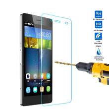 Tempered Glass Screen Protector For Huawei Honor 4C 4X 5C 5X 5S 6 7 V8 Ascend P7 P8 Lite P9 G6 G7 Mate 9 8 7 Y6 Phone Cases Film