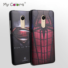 "My Color 3D Stereo relief 5.5"" coque Redmi note 4 4x Case for xiaomi redmi note 4 4x case Soft silicone luxury fahion Phone case(China)"