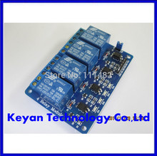 4 channel relay module 4-channel relay control board optocoupler. Relay Output 4 way relay module arduino