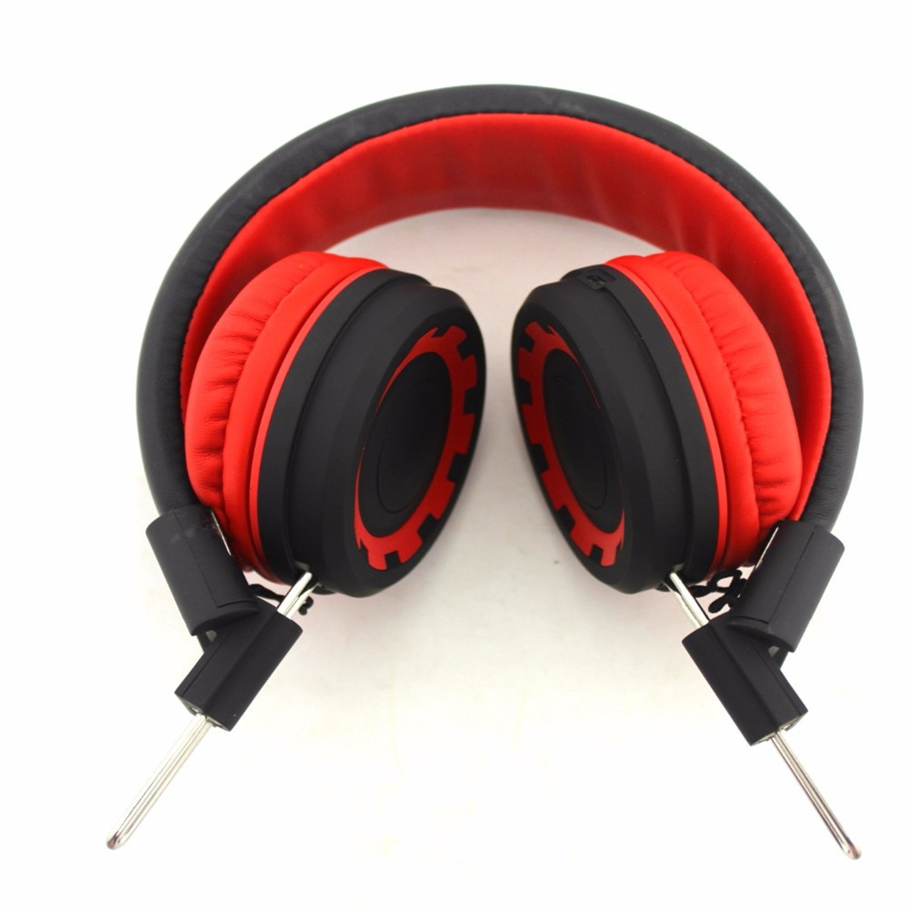 2017 Wireless Stereo Headphone Bluetooth Headphone Microphone Volume Control