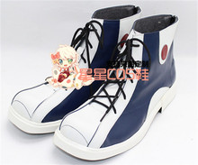 Pokemon Ash Ketchum Daily Cosplay Shoes Boots X002(China)