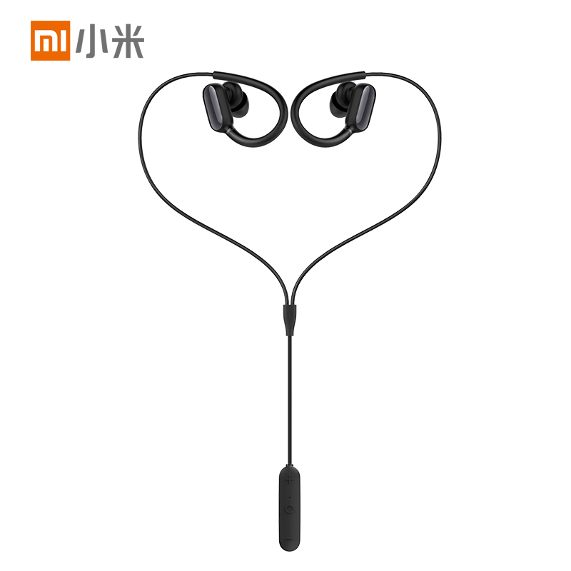 100% Original Xiaomi Sport Bluetooth Earphone Mini,Ear Hook Style,Super Light Weight,IPX4 Waterproof,85mAh Battery Long Duration<br>