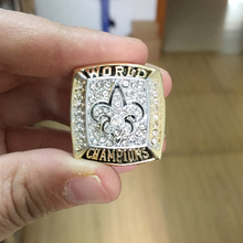 2009 New Orleans Saints Super Bowl World Championship Ring US SIZE 8 9 10 11 12 13 14