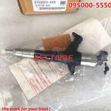 Original Common rail injector 095000-5550 /0950005550 /9709500-555 for Mighty County 33800-45700