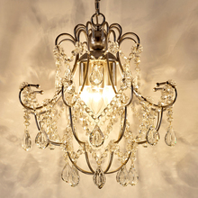 france style lights Retro Vintage oval ball Charming royal french empire style big led crystal chandelier lamp lights for hotel