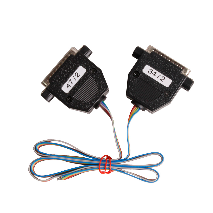 Digiprog III Full Set Cables for Digiprog III Digiprog 3 Odometer Programmer with Fast Shipping