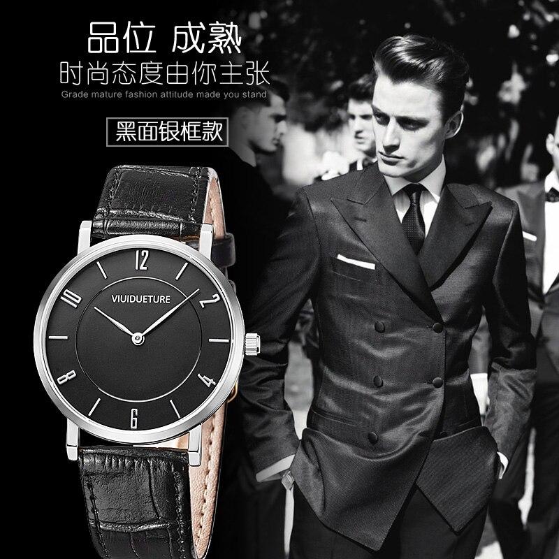2016 Brand Luxury Watches Men Leather Watch Women Relogio Masculino Reloj Mujer Waterproof Fashion Casual Lovers Quartz Watch<br><br>Aliexpress