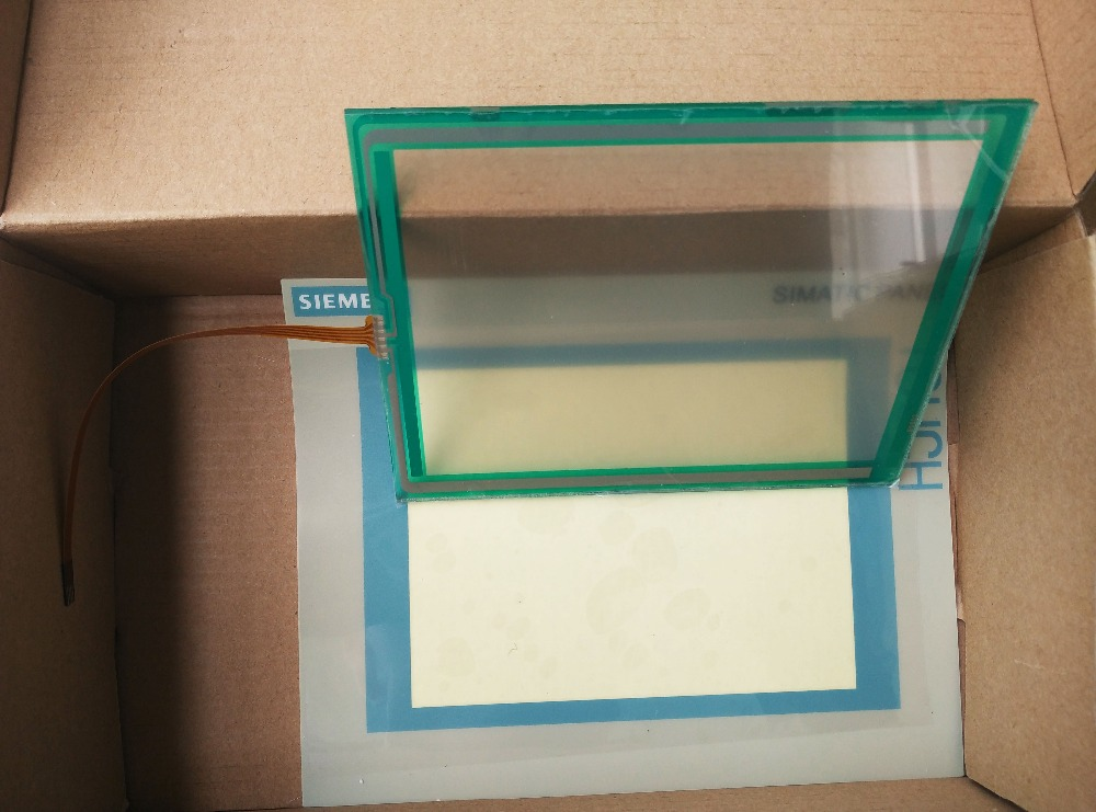 TP177 6AV6640-0CA11-0AX1 6AV6 640-0CA11-0AX1  Micro Compatible Touch Glass Panel+Protective film for Siemens HMI<br>