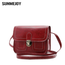 SUNMEJOY 2017 New Summer small party handbags lady car line fashion female package to restore ancient ways single shoulder bags