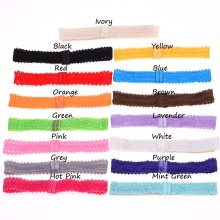 10pcs Lace  headbands elastic headband  hair accessories headband hair band Hair Ribbon