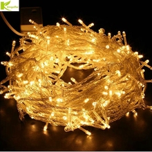 Kingoffer 30M 300 LED String Lighting Wedding Fairy Christmas Outdoor Twinkle Decoration Tree Lights for New Year Holiday Party
