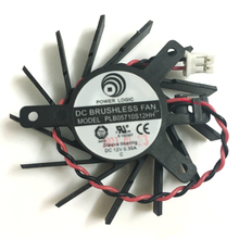 Buy PLB05710S12HH 50MM DC 12V 0.3A VGA Card Fan Cooler ATI Radeon HD5550 5570 5670 V4800 for $6.71 in AliExpress store