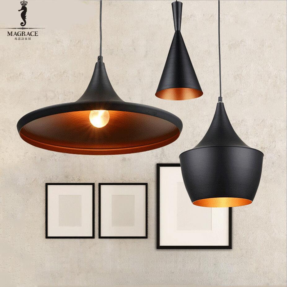 3 Modern Pendant Light Vintage Pendant Lamp E27 Base Home Living Room Lighting Fixture Art Deco Designer Light Lustre <br>
