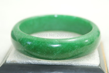 Collectibles china jades bangle 59mm inner diameter Beautiful bracelets