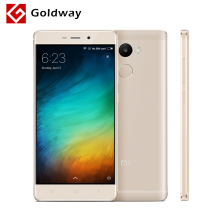 "Original Xiaomi Redmi 4 Mobile Phone Snapdragon 430 Octa Core CPU 2GB RAM 16GB ROM 5.0"" 4100mAh Fingerprient ID 13.0MP Camera"