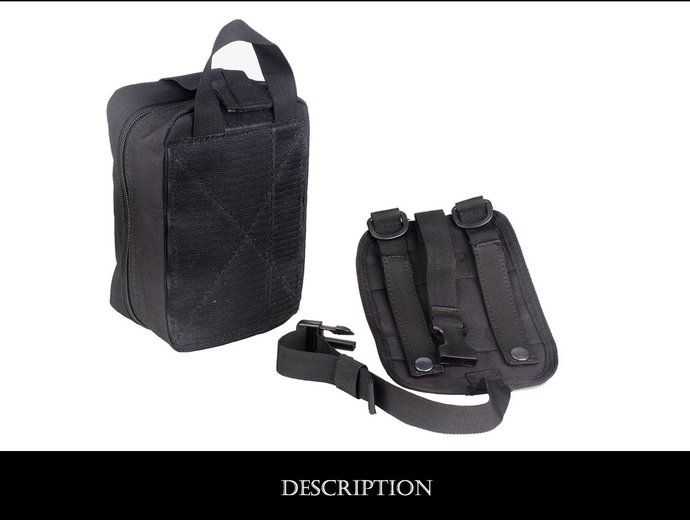 first aid bag molle tactical 6