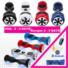 "Hoverboard 6.5""Electric Skateboard Smart Self Balance Scooter 2 Wheel Hoover Boosted Hover Board Walk Car Unicycle USA Warehouse"