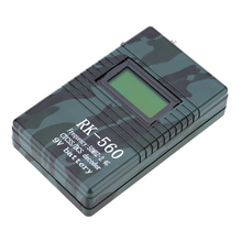 Accurate RK560 50MHz-2.4GHz Portable Handheld Frequency Counter DCS CTCSS Radio Testing Frequency Meter Counter