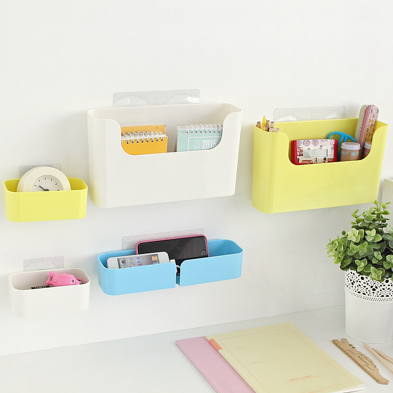 Bathroom storage boxes