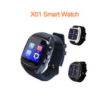 2017 new x01 smartwatch Bluetooth 3G wifi MTK 6572 600mAh long standby GPS Camera waterproof sim card smart watch saat