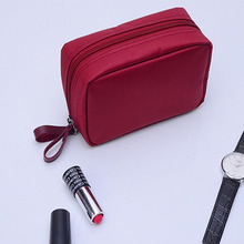 Great Small Cosmetic Bags Makeup Bag Women Travel Toiletry Bag Professional Storage Brush Organizer Necessaries Make Up Case