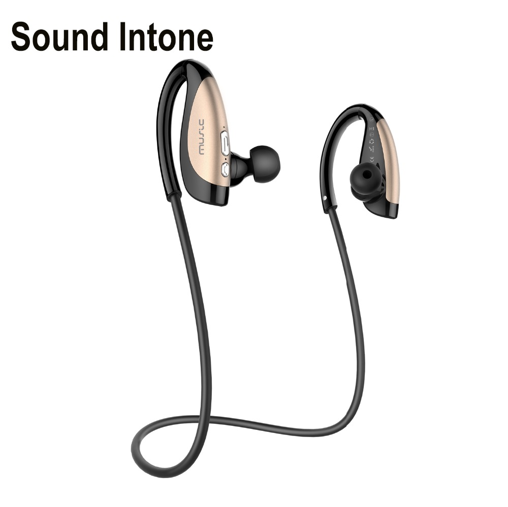 Sound Intone H5 Wireless Bluetooth Earphone for Sports Bass Earphone with Long Standby for Iphone Simple Fashion In-Ear Earphone<br><br>Aliexpress