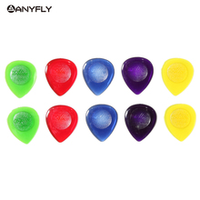 30Pcs/Lot Big Size 30mm*25mm Alice AP-30JM Guitar Picks Acoustic Electric Musical Instrument Water Drop Free Ship(China)