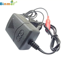 Binmer Car Battery Charger Truck Motorcycle 12V Smart Compact Tender Maintainer NEW Dec1 Drop Shipping