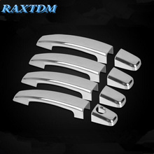 Buy 8pcs ABS Chrome Trim Door Handle Covers Chevrolet Cruze 2009-2014 OPEL MOKKA ASTRA J Auto Car Accessories for $8.42 in AliExpress store