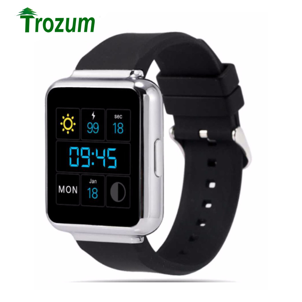 TROZUM Bluetooth Smart Watch Q1 Android 5.1 OS 512MB+4G GPS Support 3G SIM Card Smartphone Alarm Clock Smartwatch Phone Hours(China (Mainland))
