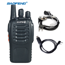 Baofeng BF-888S 5W UHF 400-470MHZ Walkie Talkie Handheld Portable Radio 888S CB Radio Two Way Radio Transceiver Communicator