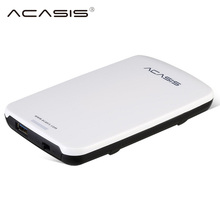 ACASIS FA-05US 2.5 Inch High Speed USB 3.0 External Hard Drive Disk Box HDD Enclosure Case With Cable SATA 3 Interface 5 Gbps(China)