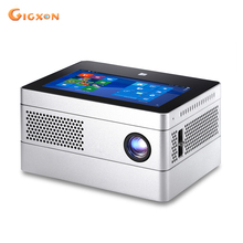G400 mini DLP computer projection 400 lumens HD 1080P Win10 PC Tablet for business applications