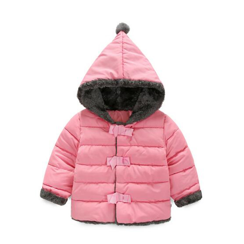 New Kids Clothes Children Winter Jacket For girls Thick Parka Coat Xmas Clothes Baby Girls Jacket Warm Hooded Girls OuterwearОдежда и ак�е��уары<br><br><br>Aliexpress