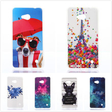 Newest Fashion Art Painted Bad Dog Pattern TPU Silicone Soft Case For Microsoft Nokia Lumia 640 N640 Cell Phone Back Cover Case