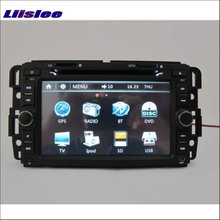 Liislee For Hummer H2 2009 2010 2011 - Aftermarket Stereo Car Radio CD DVD Player GPS Navigation Audio & Video Multimedia System(China)