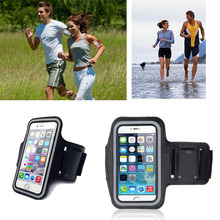 Exyuan Gym Wrist Strap For Apple ipod Touch 4 4G 5 5G Workout Sport Pouch Arm Band Belt Mobile Phone Accessories New Arrive #1(China)