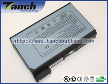 Laptop batteries for DELL 312-09 Inspiron 4000 Latitude C600 C640 8000 8200 2500 C800 C840 C510 3700 14.4V 8 cell