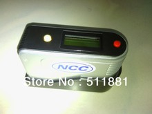 NCCTEC Gloss Meter | luster measure tester of concrete marble granite floor surface | Automatic calibration and measurement