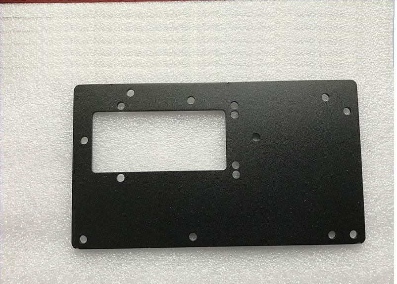 Micro ATX to ATX Power Supply Bracket Plate